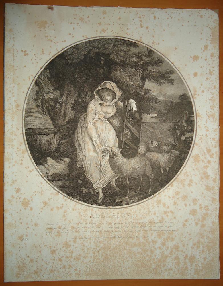 Lithographie Avant